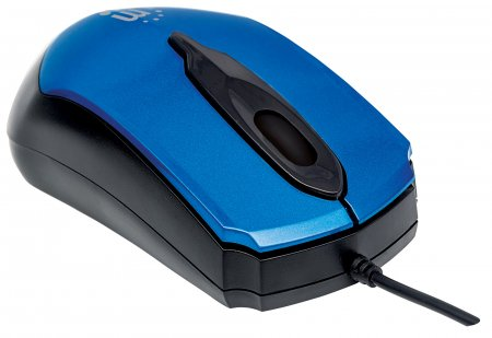Edge USB-Maus MANHATTAN USB, optisch, kabelgebunden, 177801 (BILD2)