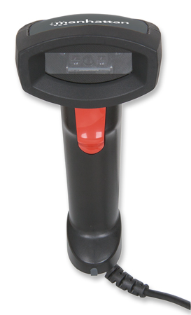 Linear CCD Barcode Scanner