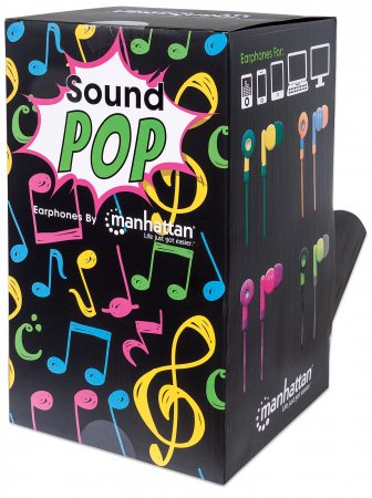 SoundPOP Earphone Countertop Display/Dispenser