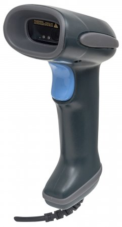 2D Barcode Scanner - Features Keyboard Wedge Decoder with scans up to 300 scans per second, 550 mm Scan Depth, USB