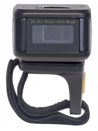 1D Mini Ring Laser Barcode Scanner