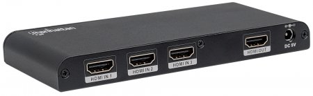 3-Port HDMI Switch