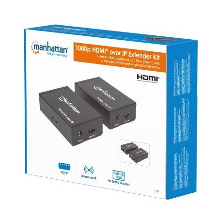1080p HDMI over IP Extender Kit