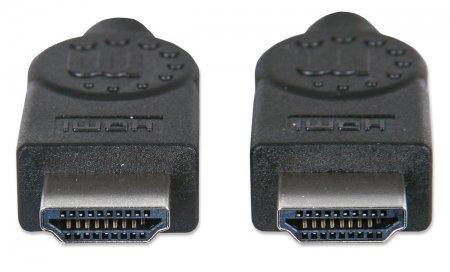 High Speed HDMI-Kabel mit Ethernet-Kanal MANHATTAN HEC, 353274 (BILD3)