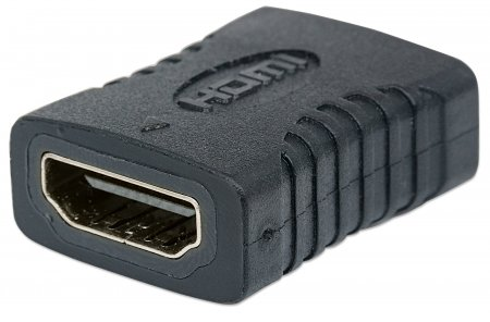HDMI Coupler - , HDMI A Female to A Female, straight connection