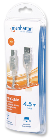 Hi-Speed USB Device Cable