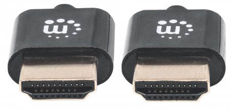 Ultradünnes High Speed HDMI-Kabel mit Ethernet-Kanal 3D, 394369 (BILD3)