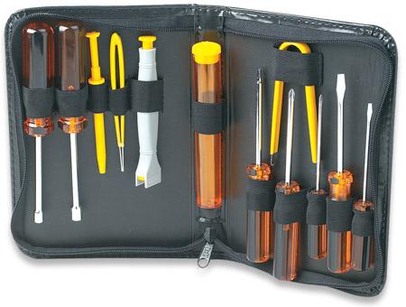 PC-Werkzeugset MANHATTAN 13-teilig 400077 (BILD2)