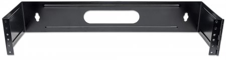 "19"" Hinged Wall Bracket, 2U"