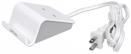 2-Port USB Charging Station