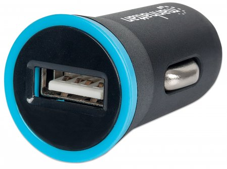 PopCharge Auto - Charge any USB Device while On the Go, Automotive USB Fast Charger with One 2.4A Port
