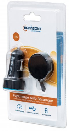 PopCharge Auto Passenger