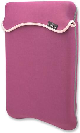Notebook Schutztasche Beidseitig verwendbar, Geeignet für Widescreens bis zu 15,4