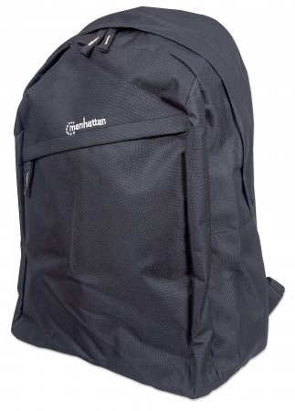 "Knappack - Lightweight, Top-Loading Backpack for Most Laptop Computers Up To 15.6"", Backpack, Lightweight, Top-Loading, For Laptop Computers Up To 15.6"",  Black"