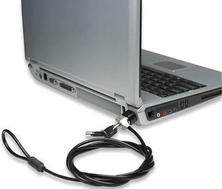 Notebook-Sicherheitsschloss MANHATTAN Stahlkabel, 1,8 m 440240 (BILD2)