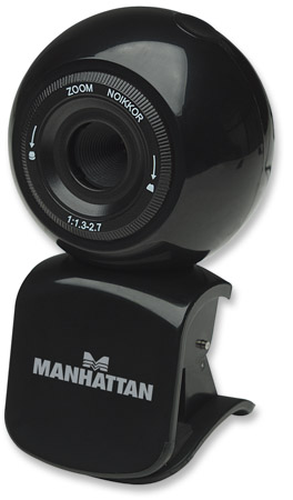 HD 760 Pro Webcam - , Hi-Speed USB, High-Definition Sensor, Face Tracking, Built-In Microphone
