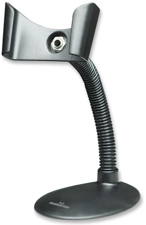 Barcode Scanner Stand - , Gooseneck with base