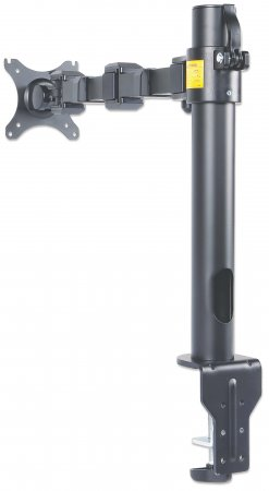 LCD Monitor Mount with Double-Link Swing Arm