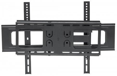 manhattan products universal tv wandhalterung neig und schwenkbar 461283. Black Bedroom Furniture Sets. Home Design Ideas