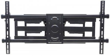 Universal Wandhalterung für Großbildschirme, neig- und schwenkbar MANHATTAN Für Flachbildschirme und Curved Displays von 37