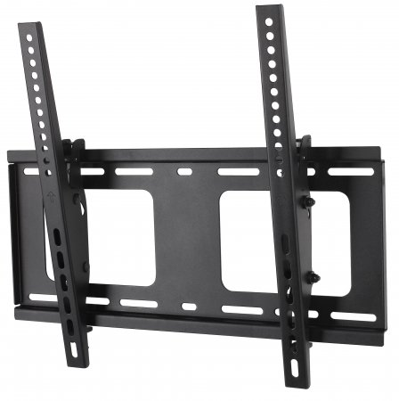 "Universal Flat-Panel TV Tilting Wall Mount with Post-Leveling Adjustment - , Supports One 32"" to 55"" Television up to 80 kg (176 lbs.)"