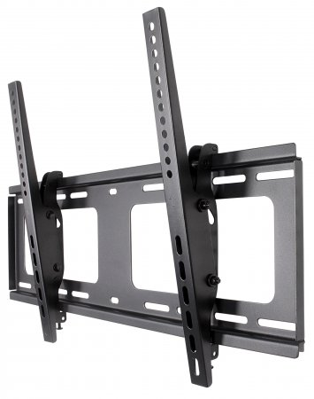 "Universal Flat-Panel TV Tilting Wall Mount with Post-Leveling Adjustment - , Supports One 37"" to 80"" Television up to 80 kg (176 lbs.)"