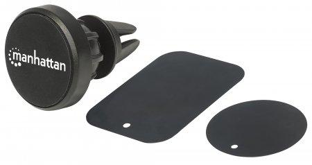 Kfz-Halterung mit Magnetpad für Smartphones MANHATTAN 461504 (BILD5)
