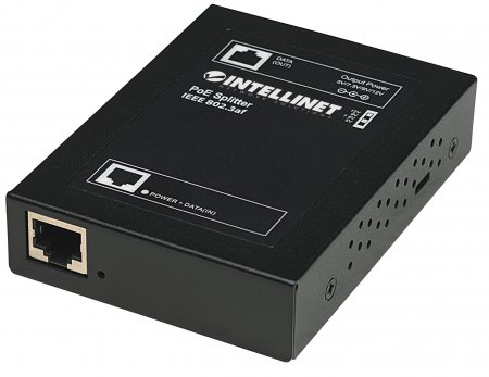 Power over Ethernet Netzwerk Infrastruktur