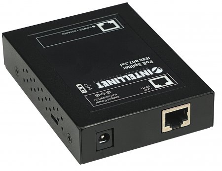 Power over Ethernet (PoE) Splitter