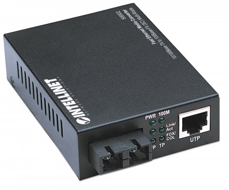 Fast Ethernet Media Converter