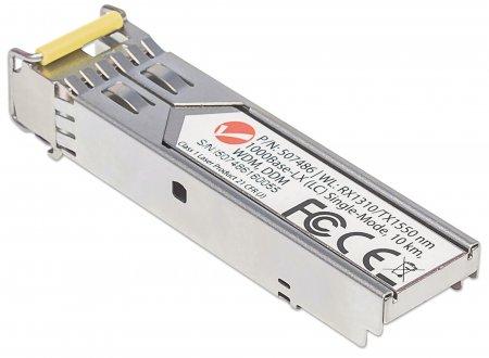 Gigabit Fiber WDM Bi-Directional SFP Optical Transceiver Module