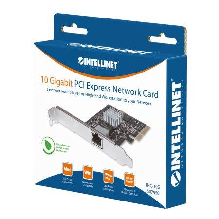 10 Gigabit PCI Express Network Card