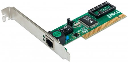 Fast Ethernet PCI Network Card