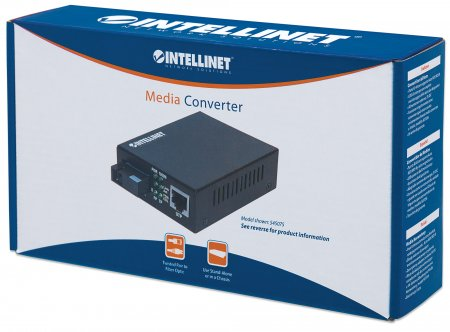 Fast Ethernet WDM Bi-Directional Single Mode Media Converter