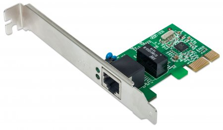 Gigabit PCI Express Network Card - , 10/100/1000 Mbps PCI Express Ethernet Card