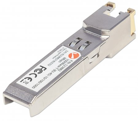 Gigabit RJ45 Copper SFP Transceiver Module