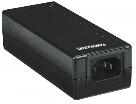 PoE-Injektor INTELLINET 1 Port, 48 V, IEEE 802.3af-konform