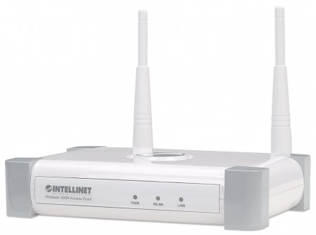 Wireless 300N Access Point - Enhance the Range, Speed and Performance of your Wireless Network, 300 Mbps, MIMO, Bridge, Repeater, Multiple SSIDs and VLANs