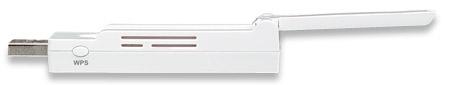 Wireless 450N Dual-Band USB Adapter