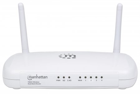 AC750 Wireless Dual-Band Router