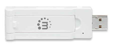 Range+ AC1200 Dual-Band Wireless USB-Adapter MANHATTAN 300 Mbit/s Wireless N (2,4 GHz) + 867 Mbit/s Wireless AC (5 GHz), USB 3.0