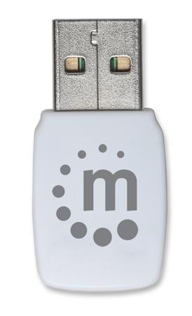 Mini AC600 Dual-Band Wireless Adapter