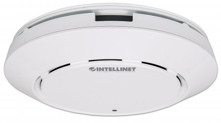 High-Power Ceiling Mount Wireless AC1200 Dual-Band Gigabit PoE Access Point - Enhance the Range, Speed and Performance of your Wireless Network, 300 Mbps Wireless N (2.4 GHz) + 867 Mbps Wireless AC (5 GHz), WDS, Wireless client isolation, 26 dBm