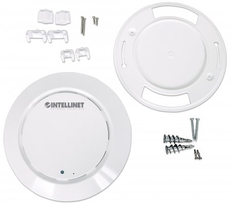 Intellinet Network Solutions - High-Power Ceiling Mount Wireless