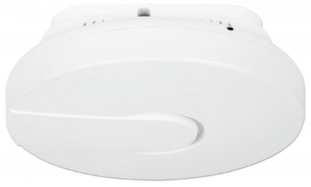 High-Power Ceiling Mount Wireless 300N PoE Access Point - Enhance the Range, Speed and Performance of your Wireless Network, 300 Mbps, 2T2R MIMO, PoE Support, Multiple SSIDs and VLANs, 27 dBm, 400 mW