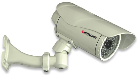 NBC30-IR Outdoor Night-Vision Network Camera