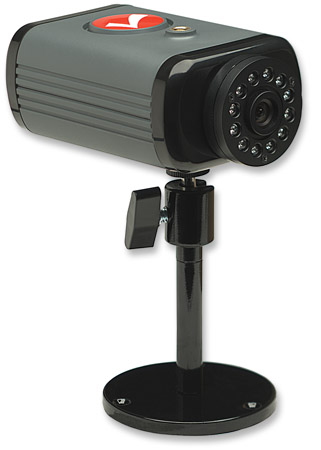 NFC31-IR Megapixel Night-Vision Network Camera