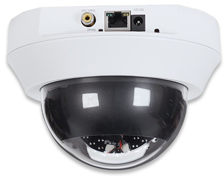 NFD130-IR Megapixel Night-Vision Network Dome Camera