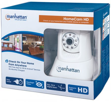 HomeCam HD