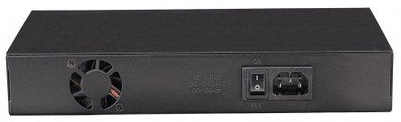 8-Port Gigabit Ethernet PoE+ Web-Managed Switch